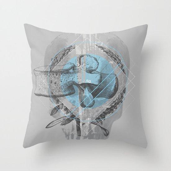 To Faint Throw Pillow