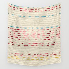 Yarns - Between the lines Wall Tapestry