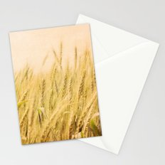 Wild Wheat Stationery Cards
