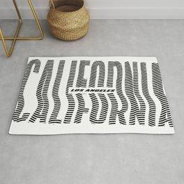 Los Angeles California Rug