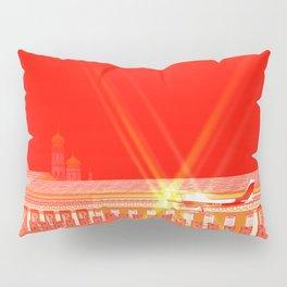 SquaRed: Freedom Flight Pillow Sham