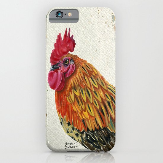 Rooster Harlow iPhone & iPod Case