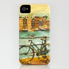 Going Dutch (yellow) Slim Case iPhone (4, 4s)