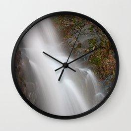 Jones Run Falls Wall Clock
