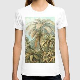 Vintage Tropical Palm T-shirt