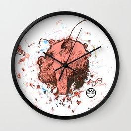Pal-Energie Wall Clock