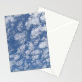 TEXTURES:Just Clouds #2 Stationery Cards