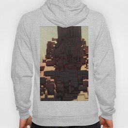 Temple nature structure outdoors mountain landscape beautiful illustration Hoody