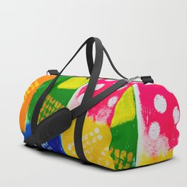Snazzy Artsy Duffle Bag