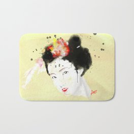 Geisha 2 Bath Mat