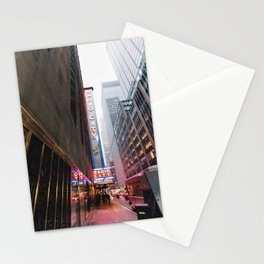 Radio City Music Hall Stationery Cards