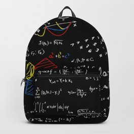 Math Equation Backpack