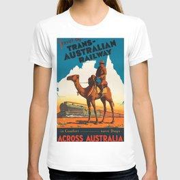 Across Australia T-shirt