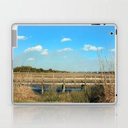 Salt Marsh View Laptop & iPad Skin