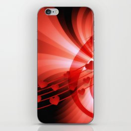 Love Song iPhone Skin