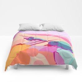 BRUISES Comforters