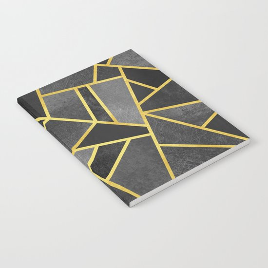 Grey Stone Notebook