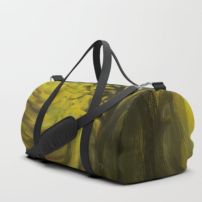 Forest #3DA Duffle Bag