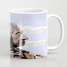 Chief Red Cloud. Oglala Lakota. 1898 COLOR - 026c Mug