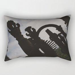 Xilitla Rectangular Pillow