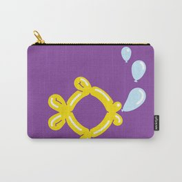Ballon fish Carry-All Pouch