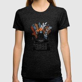 Create | Typewriter T-shirt