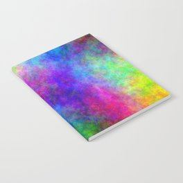 Colorful Magick Notebook