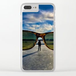 Icy POV Clear iPhone Case
