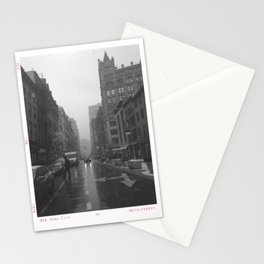 Documenting New York: Film Strip Stationery Cards