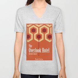 The Overlook Hotel Unisex V-Neck