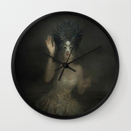 Salute to the Night Wall Clock