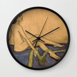 Valentin Serov - Ida Rubenstein Wall Clock