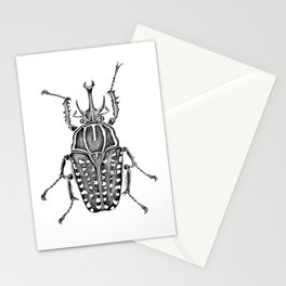 Beetle 01 Stationery Cards