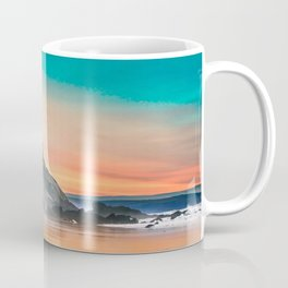 Beach Dawn Coffee Mug