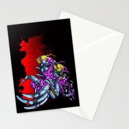 METAL MUTANT 5 Stationery Cards