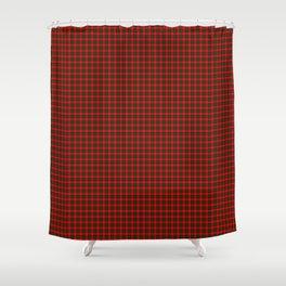 Chisholm Tartan Shower Curtain
