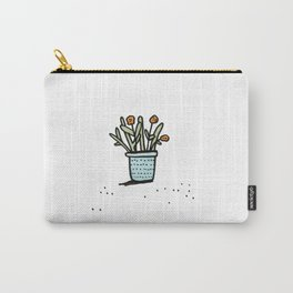 Pretty Plant 2 Carry-All Pouch