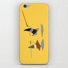 The Cone Wars iPhone & iPod Skin
