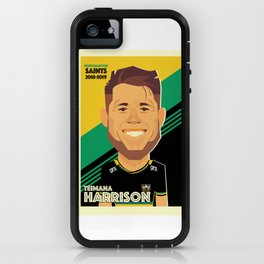 Teimana Harrison - Northampton Saints iPhone Case