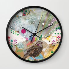 Dreamscape Wall Clock