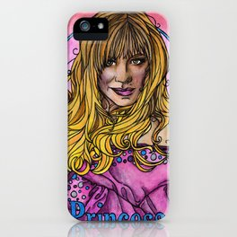 Sharon iPhone Case