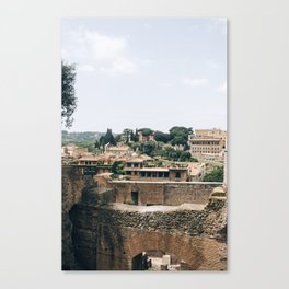 rome, vii Canvas Print