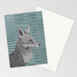 Foxportrait Stationery Cards
