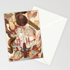 space (2013) Stationery Cards