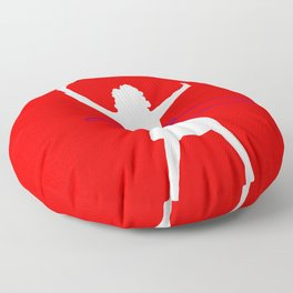 Make America Gyrate Again Floor Pillow
