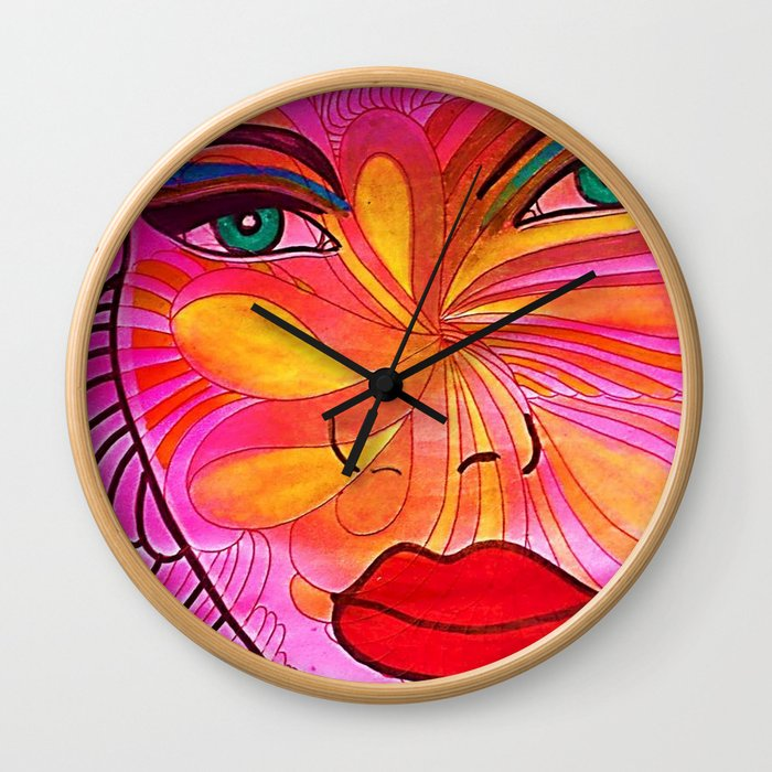 MARY 4 Wall Clock