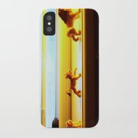 hakuna iPhone & iPod Cases featuring Hakuna Matata by Jared Mentz