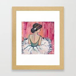 """Quiet Moment"" ~ 2015 Framed Art Print"