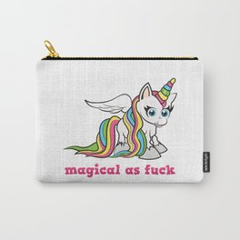 Magical as fuck Carry-All Pouch