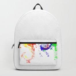 Rainbow Spurt 03 Backpack